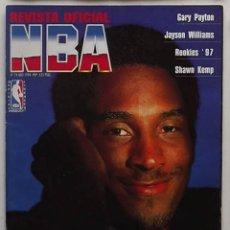 Coleccionismo deportivo: REVISTA NBA NÚMERO 74 KOBE BRYANT BASKET BALONCESTO. Lote 174998699