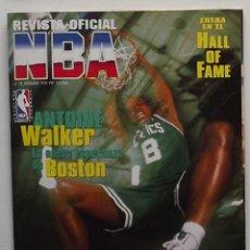 Coleccionismo deportivo: REVISTA NBA NÚMERO 78EXTRA EN EL HALL OF FAME BASKET BALONCESTO. Lote 174998705