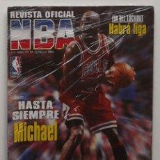 Coleccionismo deportivo: REVISTA NBA NÚMERO 81 HASTA SIEMPRE MICHAELBASKET BALONCESTO. Lote 174998708