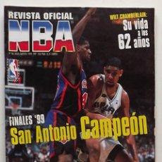 Coleccionismo deportivo: REVISTA NBA NÚMERO 81 HASTA SIEMPRE MICHAELBASKET BALONCESTO. Lote 174998709