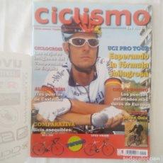 Collectionnisme sportif: REVISTA CICLISMO EN RUTA Nº 10. Lote 175879808