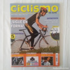Collectionnisme sportif: REVISTA CICLISMO EN RUTA Nº 21. Lote 175879884