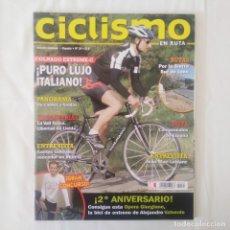Collectionnisme sportif: REVISTA CICLISMO EN RUTA Nº 24. Lote 175879899