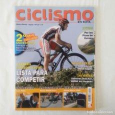Collectionnisme sportif: REVISTA CICLISMO EN RUTA Nº 25. Lote 175879907