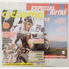 Collectionnisme sportif: REVISTA CICLISMO EN RUTA Nº 62. ESPECIAL GIRO DE ITALIA Y ESPECIAL RUTAS. Lote 175880169