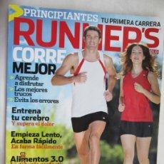 Coleccionismo deportivo: RUNNERS WORLD , REVISTA Nº 128 - OCTUBRE 2012 PRINCIPIANTES , TU PRIMERA CARRERA . Lote 176560432