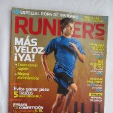Coleccionismo deportivo: RUNNERS WORLD , REVISTA Nº 116 - OCTUBRE 2011 MAS VELOZ !YA!. Lote 176560602