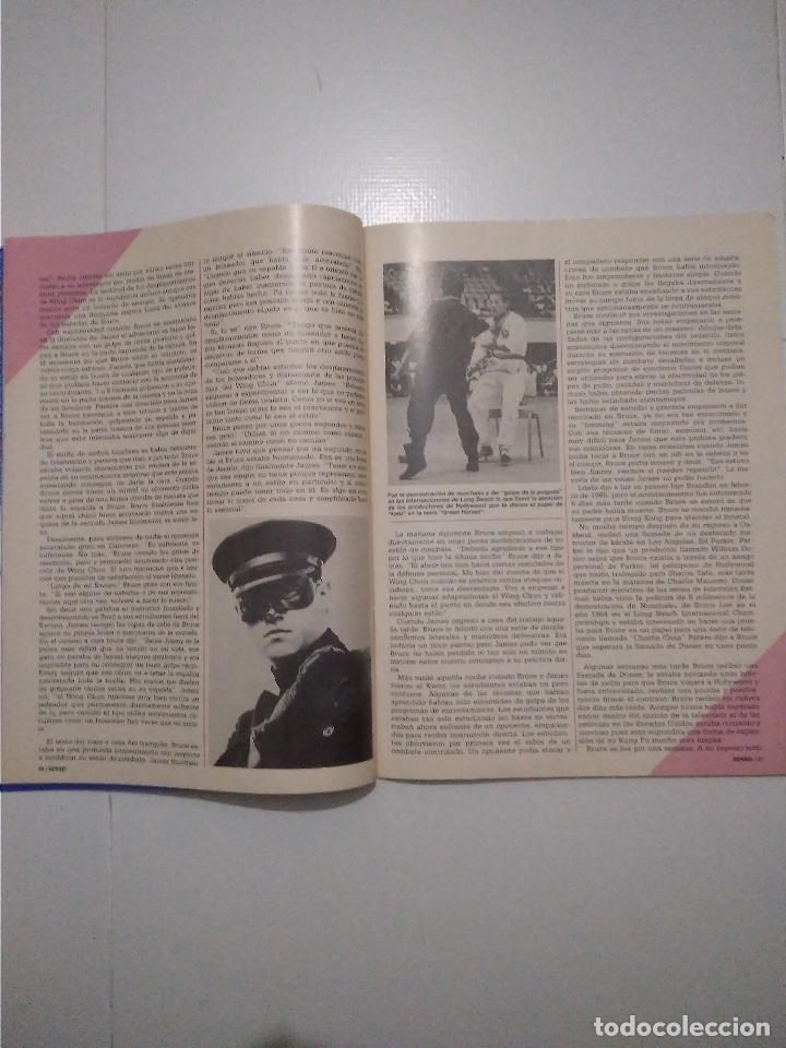 Coleccionismo deportivo: Sensei - revista Artes Marciales - lote 4 primeros numeros antiguas - Foto 9 - 176977739