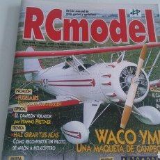 Coleccionismo deportivo: REVISTA RC MODEL N.192 AÑO 1997. Lote 177035915