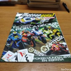 Coleccionismo deportivo: GUÍA MOTO GP 2010 REVISTA MOTOCICLISMO. Lote 177199918
