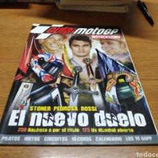 Coleccionismo deportivo: GUÍA MOTO GP 2008 REVISTA MOTOCICLISMO. Lote 177203875