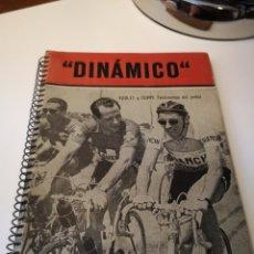 Coleccionismo deportivo: EDITORIAL DEPORTIVA EL DINÁMICO 'VUELTA CICLISTA A FRANCIA 1956'. Lote 177629822