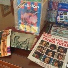 Coleccionismo deportivo: COLECCION REVISTAS FC BARCELONA ANTIGUAS. AÑOS 70 Y 80.. Lote 177690689