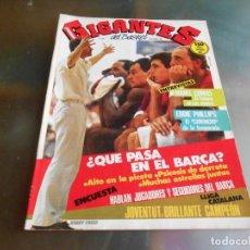 Coleccionismo deportivo: REVISTA GIGANTES DEL BASKET, Nº 49 (13 DE OCTUBRE DE 1986), ¿QUE PASA EN EL BARÇA?. Lote 177863962