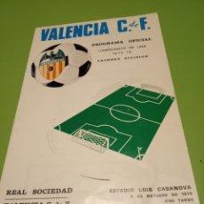 Coleccionismo deportivo: VALENCIA CF. Lote 177961985