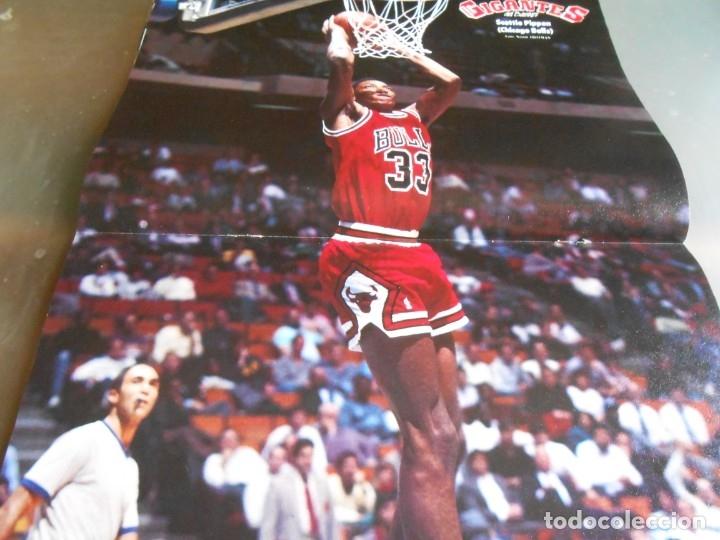 Coleccionismo deportivo: Revista GIGANTES DEL BASKET, Nº 213 (4 de diciembre de 1989), ESPECIAL ALL STARS 89 - Foto 10 - 178044129