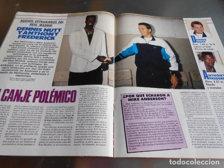 Coleccionismo deportivo: Revista GIGANTES DEL BASKET, Nº 213 (4 de diciembre de 1989), ESPECIAL ALL STARS 89 - Foto 11 - 178044129