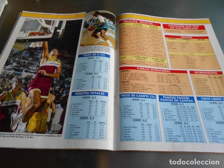 Coleccionismo deportivo: Revista GIGANTES DEL BASKET, Nº 213 (4 de diciembre de 1989), ESPECIAL ALL STARS 89 - Foto 13 - 178044129