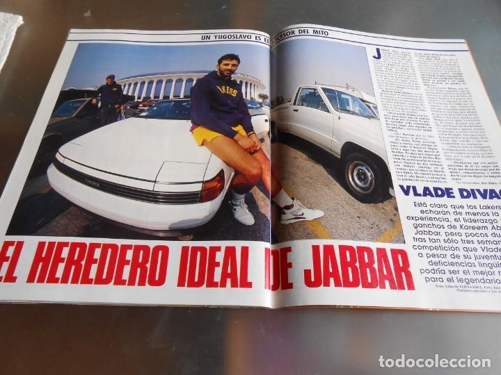 Coleccionismo deportivo: Revista GIGANTES DEL BASKET, Nº 213 (4 de diciembre de 1989), ESPECIAL ALL STARS 89 - Foto 16 - 178044129