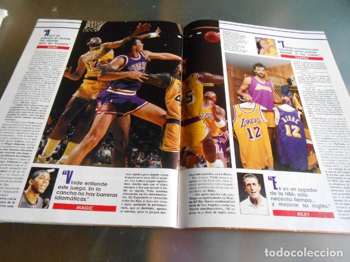 Coleccionismo deportivo: Revista GIGANTES DEL BASKET, Nº 213 (4 de diciembre de 1989), ESPECIAL ALL STARS 89 - Foto 17 - 178044129