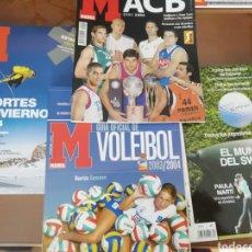 Coleccionismo deportivo: GUÍAS MARCA 2003- 2004. 7 GUÍAS DIFERENTES DEPORTES.. Lote 178246133