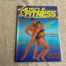 Coleccionismo deportivo: REVISTAS DE CULTURISMO - MUSCLE & FITNESS Nº 61. Lote 178728983