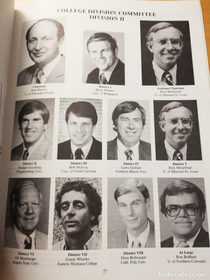 Coleccionismo deportivo: THE BASKETBALL BULLETIN. SPRING 1991 (NABC) - Foto 2 - 179962580