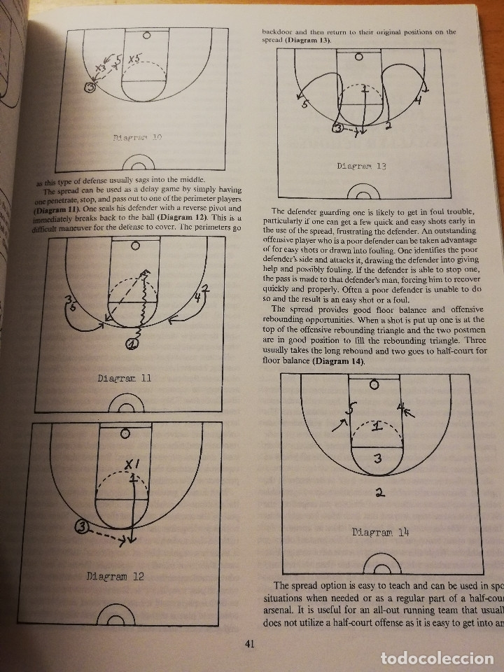 Coleccionismo deportivo: THE BASKETBALL BULLETIN. SPRING 1991 (NABC) - Foto 5 - 179962580