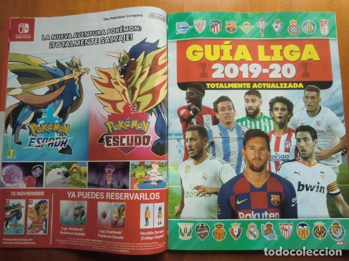 Coleccionismo deportivo: Revista JUGÓN Nº 152 de PANINI. Octubre 2019. Número especial de 80 páginas ¡Nueva! - Foto 3 - 180482418