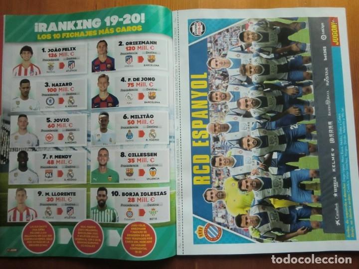 Coleccionismo deportivo: Revista JUGÓN Nº 152 de PANINI. Octubre 2019. Número especial de 80 páginas ¡Nueva! - Foto 5 - 180482418