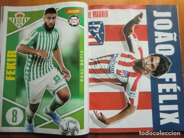 Coleccionismo deportivo: Revista JUGÓN Nº 152 de PANINI. Octubre 2019. Número especial de 80 páginas ¡Nueva! - Foto 6 - 180482418