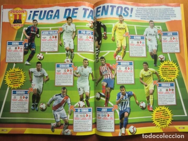 Coleccionismo deportivo: Revista JUGÓN Nº 152 de PANINI. Octubre 2019. Número especial de 80 páginas ¡Nueva! - Foto 9 - 180482418