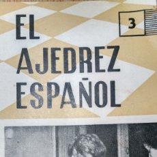 Coleccionismo deportivo: EL AJEDREZ ESPAÑOL. NÚMERO 94. MARZO DE 1964.. Lote 182014533