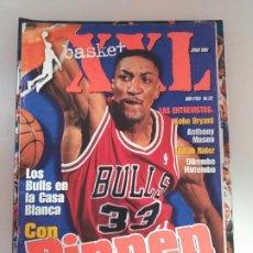 Coleccionismo deportivo: REVISTA NBA XXL, JUNIO 1997, NÚMERO 22. Lote 183592822