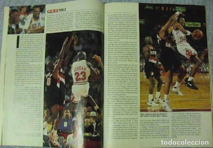 Coleccionismo deportivo: Michael Jordan - Colección de 17 revistas americanas ''Sports Illustrated'' (1990-1998) - NBA - Foto 6 - 94283445