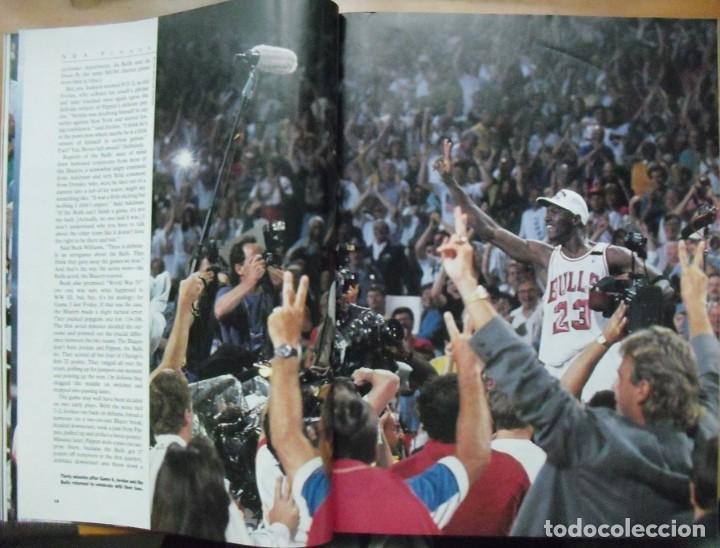 Coleccionismo deportivo: Michael Jordan - Colección de 17 revistas americanas ''Sports Illustrated'' (1990-1998) - NBA - Foto 7 - 94283445