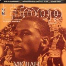 Collezionismo sportivo: MICHAEL JORDAN - REVISTA ''HOOP'' (1998) - NBA. Lote 184232357