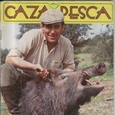 Coleccionismo deportivo: CAZA Y PESCA NUMERO 515. Lote 186000683