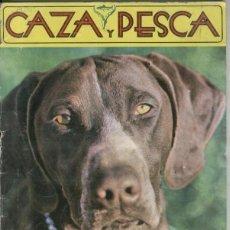 Coleccionismo deportivo: CAZA Y PESCA NUMERO 496. Lote 186000828