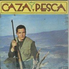 Coleccionismo deportivo: CAZA Y PESCA NUMERO 499. Lote 186001485