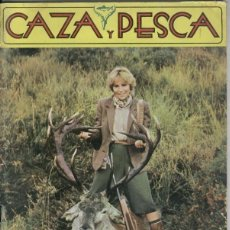 Coleccionismo deportivo: CAZA Y PESCA NUMERO 481. Lote 186001920