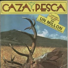 Coleccionismo deportivo: CAZA Y PESCA NUMERO 503. Lote 186012898