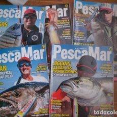 Coleccionismo deportivo: LOTE REVISTAS PESCAMAR. Lote 186026455