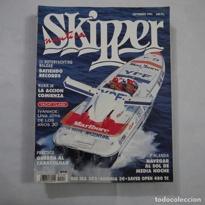 Coleccionismo deportivo: LOTE DE 11 REVISTAS: 3 DE NAUTICA, 3 DE NAVEGAR Y 5 DE SKIPPER - Foto 7 - 187456098