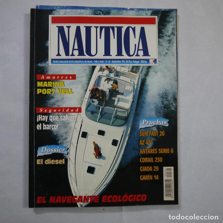 Coleccionismo deportivo: LOTE DE 11 REVISTAS: 3 DE NAUTICA, 3 DE NAVEGAR Y 5 DE SKIPPER - Foto 11 - 187456098
