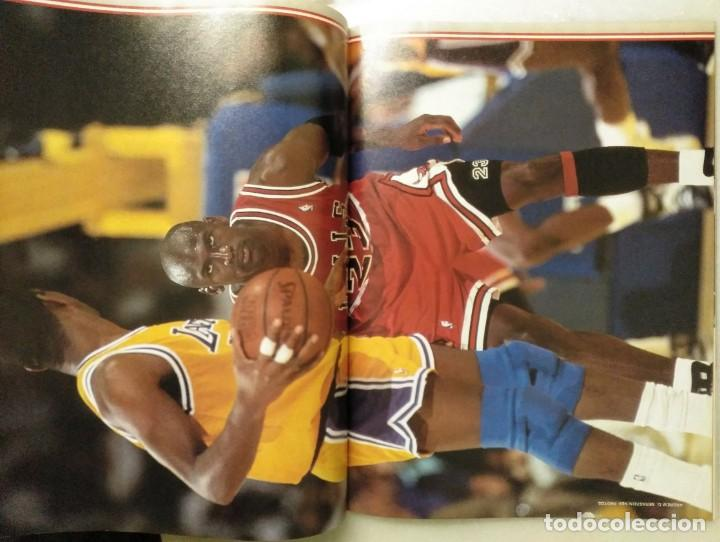 Coleccionismo deportivo: Michael Jordan - Revista especial de Sports illustrated (1993) - Tercer anillo - NBA - Foto 2 - 44056198