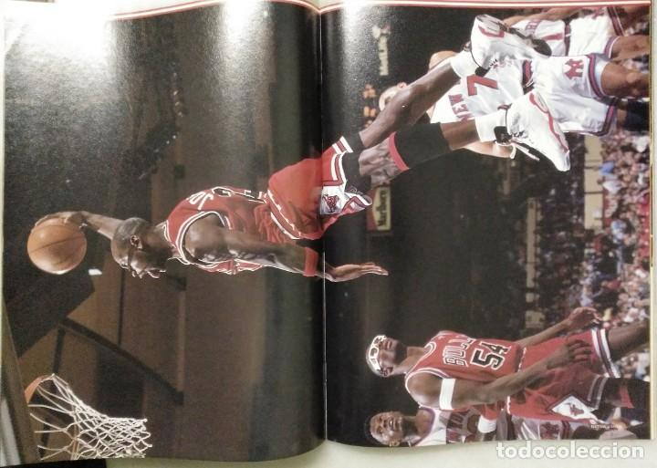 Coleccionismo deportivo: Michael Jordan - Revista especial de Sports illustrated (1993) - Tercer anillo - NBA - Foto 3 - 44056198