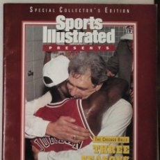 Coleccionismo deportivo: MICHAEL JORDAN - REVISTA ESPECIAL DE ''SPORTS ILLUSTRATED'' (1993) - TERCER ANILLO - NBA. Lote 44056198
