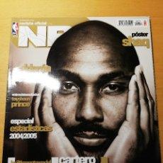 Coleccionismo deportivo: REVISTA OFICIAL NBA Nº 157 (SEPTIEMBRE 2005) KARL MALONE. Lote 189272521