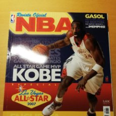 Coleccionismo deportivo: REVISTA OFICIAL NBA Nº 175 (MARZO 2007) LAS VEGAS, ALL STAR 2007. Lote 189273041